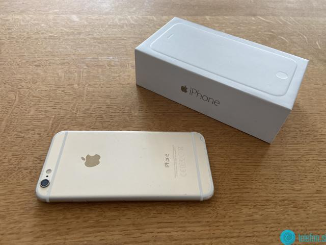 Iphone 6 rose gold, 128 GB